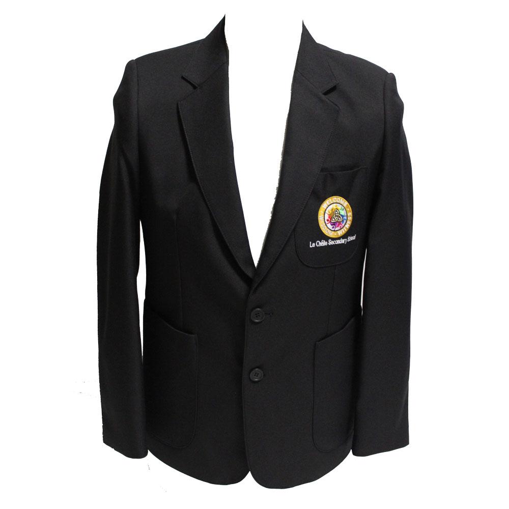 Le Chile Secondary School Blazer Jnr Girls  Schoolwear -4900