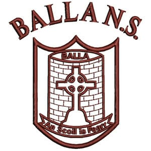 Balla NS, Castlebar, Co. Mayo